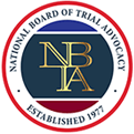 NBTA | National Board of Trial Advocacy